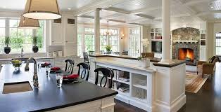 living room kitchen ideas open concept kitchen living room design ideas