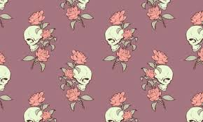 skulls and flowers wallpapers best flower 2017