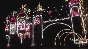 8 best light displays in new york 2016