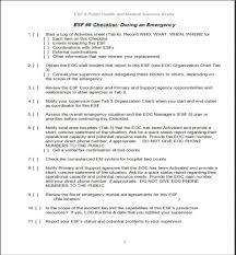 sample eoc system esf binder