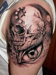 55 best skull tattoos for men images on pinterest best tattoo