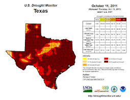 Texas Weather Map Texas Oklahoma Drought U0027all But Over U0027 Climate Central