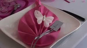 deco de table pour anniversaire décoration de table tropical ou pour mariage de princesse youtube