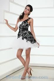 black and white short dresses dress fa