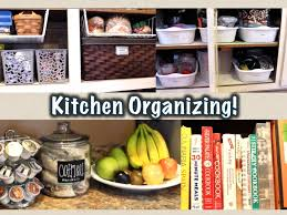 Diy Kitchen Organization Ideas Kitchen Organizing Ideas Kitchen Pantry Organization Ideas My