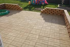 Install Patio Pavers by Install Patio Pavers Easy Patio Furniture And 12 12 Patio Pavers