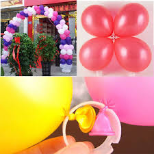 wedding balloon arches uk 50 decorative helium balloons arch buckle ring diy kit
