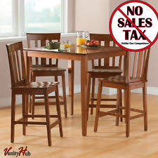 Counter Height Kitchen Tables Counter Height Kitchen Table Ebay