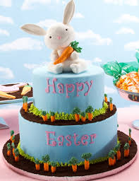 Easy Easter Cake Decorations by Easter Decorated Cake Ideas 113