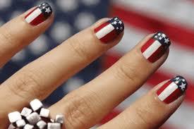 patriotic nail design ideas for memorial day