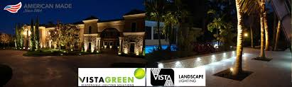 Vista Landscape Lighting Vista Usa Made Lights