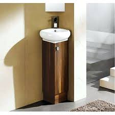 Corner Bathroom Sink Cabinets by Vanities Corner Vanity With Mirror Tall Corner Dressing Table
