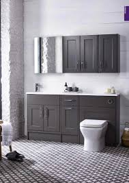 Fitted Bathroom Furniture by Excel Plumbing Supplies Ltd Bathroom Fitted Furniture