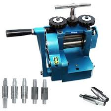 jewelry rolling mill economy rolling mill with 5 rollers economy rolling mills