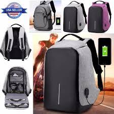 Discount 3 In 1 Travel Bag Weekender Overnight Bag Anti Theft Multipurpose Travel Bag Anti Theft Backpack Ebay