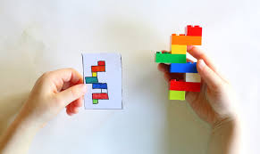 At Home Diys by Diy Portable Lego Kit With 24 Free Printable Activity Cards