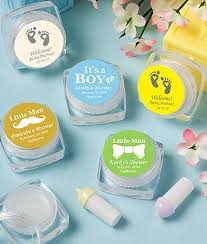 baby boy favors unique baby boy shower favors lip balms free assembly