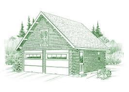 cabin garage plans ward cedar log homes log home garages garage plans