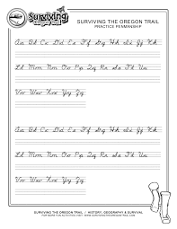 printable writing paper for 2nd grade printable handwriting practice sheets boxfirepress cursive writing practice sheets boxfirepress practice handwriting paper template