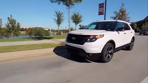 Ford Explorer Sport - 2013 ford explorer sport review car pro usa