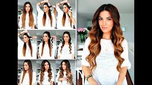 How To Do Easy Hairstyles Step By Step by Easy Hairstyles For Curly Hair Step By Step Video Dailymotion