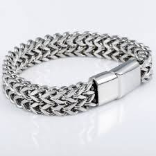 silver magnetic bracelet clasps images Cheap mens bracelet clasp find mens bracelet clasp deals on line jpg
