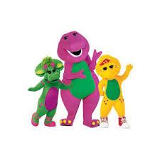 barney friends barney dinosaur perennial favour