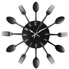 pendule moderne cuisine horloge cuisine design achat vente pas cher