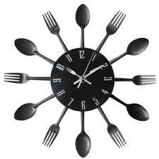 pendule de cuisine moderne horloge cuisine design achat vente pas cher
