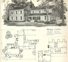 country plans architectural designs colonial farmhouse floor