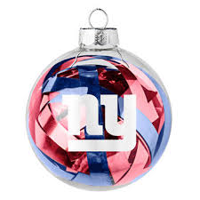 new york giants ornaments giants tree