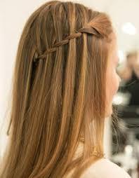 tutorial mengikat rambut kepang tutorial kepang rambut gaya waterfall gayarambut org