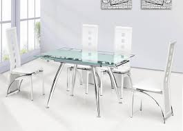 Your Guide To Buying A Glass Dining Table EBay - Ebay kitchen table