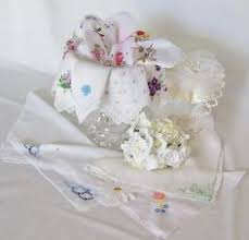 bridal luncheon favors bridal luncheon favors thank your gifts happy tears hankies