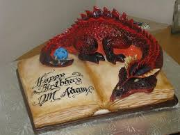 the perfect birthday cake for a d u0026d fan pic