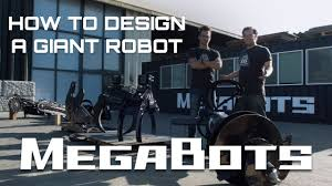 How To Design Video Games At Home How To Design A Giant Robot Season 1 Youtube