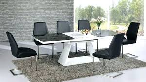 dining table extendable 4 to 8 8 seat extending dining table dining table with 8 chairs artistic