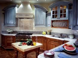 Spray Paint Kitchen Cabinets by Robinu0027s Egg Blue Kitchen Cabinets Transform Your Kitchen With