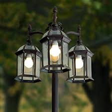 lighting design ideas outside exterior lantern lights hanging for