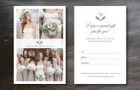 wedding gift card amount photography gift card template wedding photographer gift certificate