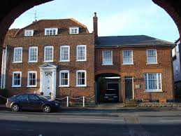 file brick house great bardfield jpg wikimedia commons