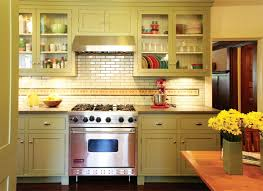 Olive Green Kitchen Cabinets 268 Best Kitchens Images On Pinterest Kitchen White Kitchens