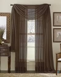 amazon com dreamkingdom 2 pcs solid sheer window curtains drape