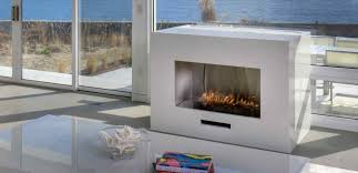 vent free fireplace modern direct vent gas fireplace napoleon