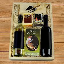 Wine And Cheese Gift Basket Cheese Gift Baskets Fresh Cheese U0026 Wine Duo Box