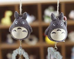 1pc zakka chinchilla adorable canula wind chimes