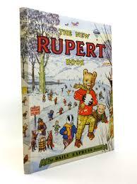 rupert annual 1951 rupert book written bestall