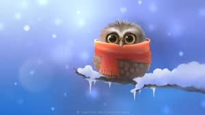 cute backgrounds for desktop wallpaper the little owl
