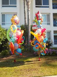 custom balloon bouquet delivery balloons san diego 7 days a week 760 270 5096