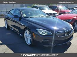 san diego bmw used cars bmw 6 series at bmw of san diego serving san diego el cajon